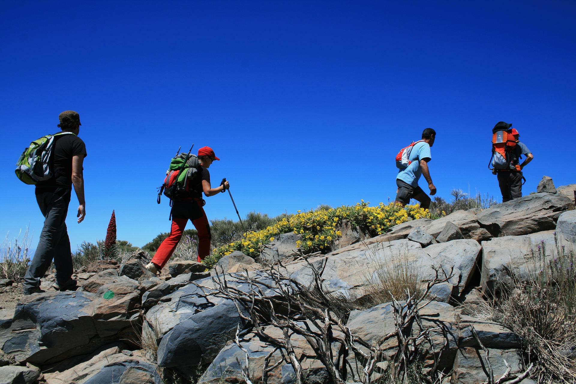 La barodontalgia al subir al Teide